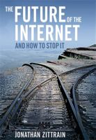 Future of the Internet book cover
