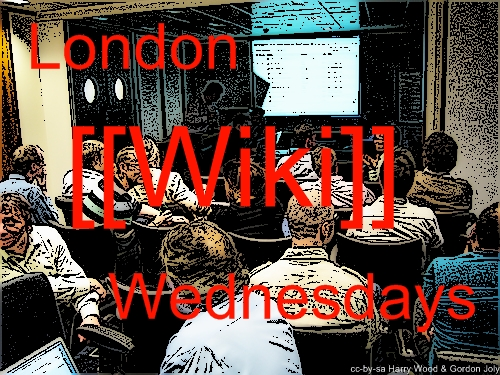 London Wiki Wednesdays