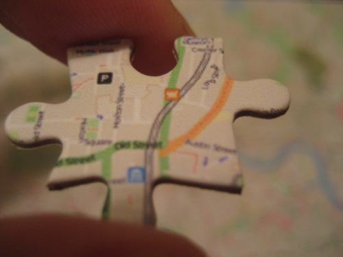 OpenStreetMap Jigsaw 2