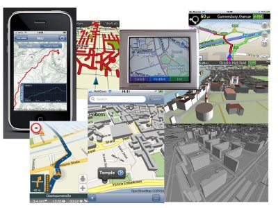 OpenStreetMap use cases eye-candy