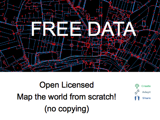 An OpenStreetMap training course intro